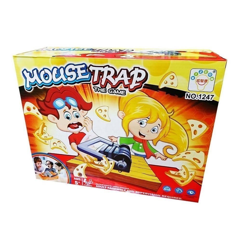 Игра настольная — Mouse Trap (Мышеловка)