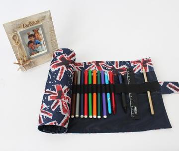 Купить Пенал корпусный для письменных принадлежностей Pencil Case Tuba, Флаг, Для рисования