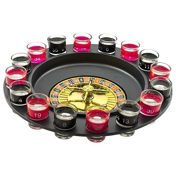 Рулетка - игровой набор Эврика