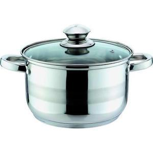 Кастрюля Jumbo Bekker 2,7 литраКастрюли<br>Готовьте с удовольствием каждый день, а кастрюля от Bekker станет вашим личным кулинарным помощником!<br>