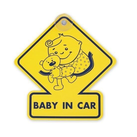 Табличка на присоске - Ребенок в машине РН6508Остальное<br>Табличка на присоске - Ребенок в машине РН6508 порадует каждого автолюбителя, в салоне машины которого часто находится малыш. Изделие будет на виду и не помешает вам следить за дорогой, а все машины вокруг будут знать, что нужно быть предельно осторожными рядом с вами!<br>