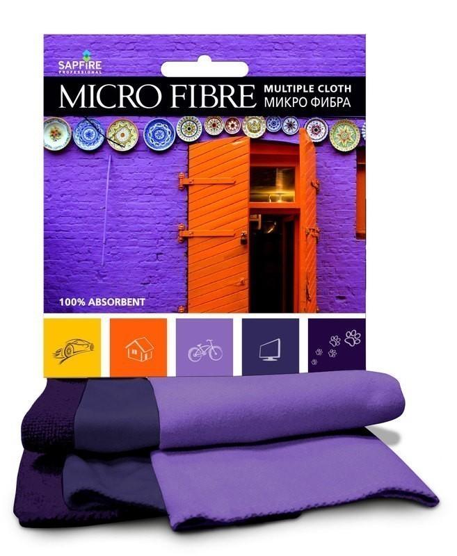 Набор многофункциональный — Микрофибра Multiple Car Cleaning Cloth
