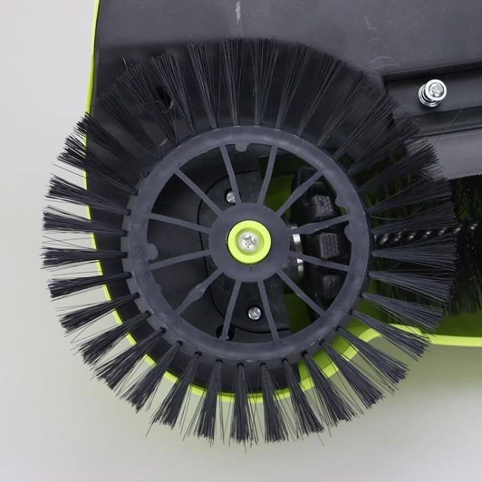 Автоматический веник для уборки с щетками