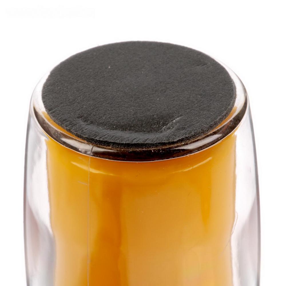 Термостакан под полиграфическую вставку, 350 мл, цвет в ассортименте, жёлтый