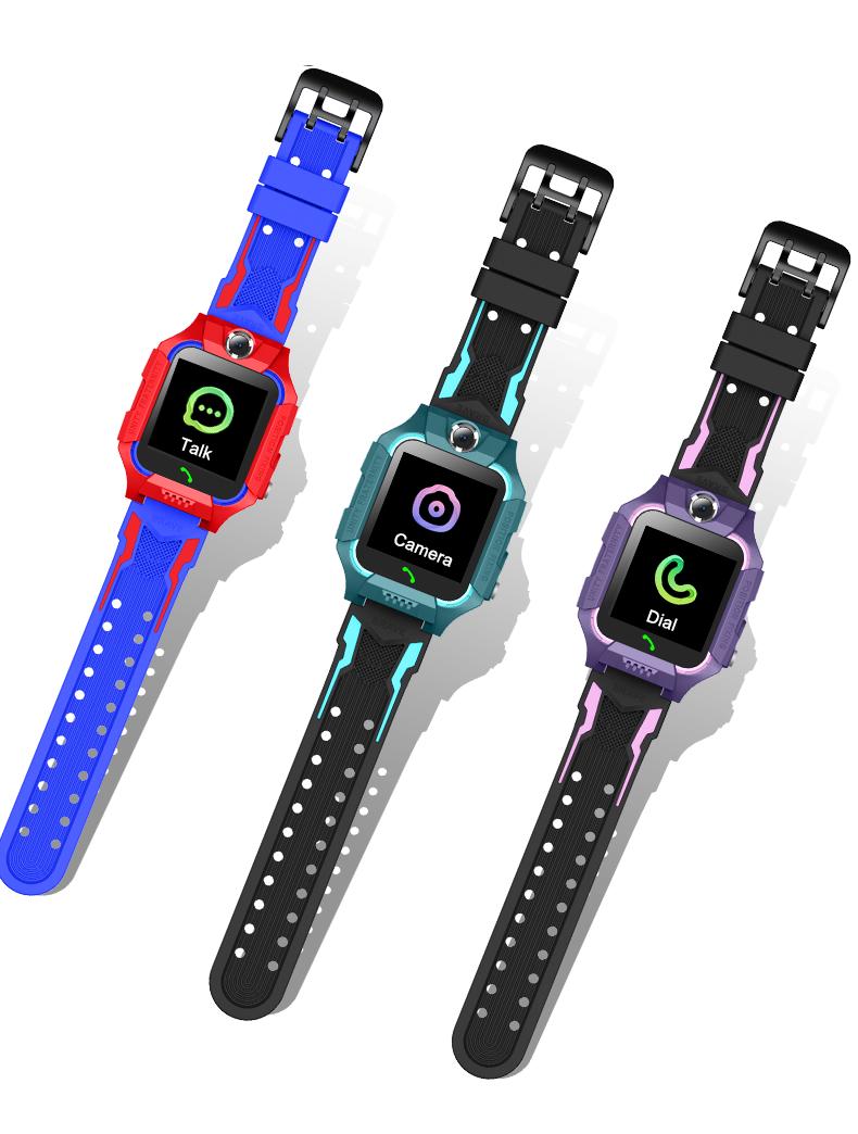 Умные часы Smart Watch Q88, зелёный