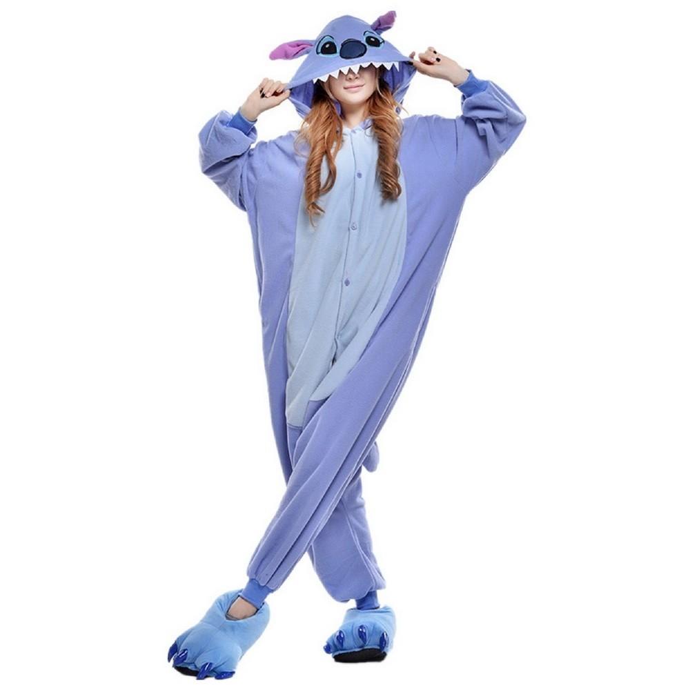 Пижама кигуруми Стич, взрослый, L
