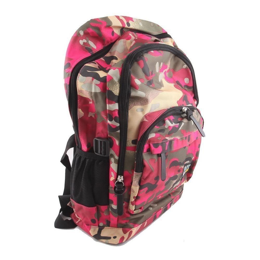 Вместительный спортивный рюкзак - Камуфляж фото