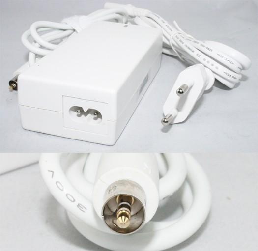 Блок питания ASX для ноутбука Apple 65W (App 24V 2.65A small)