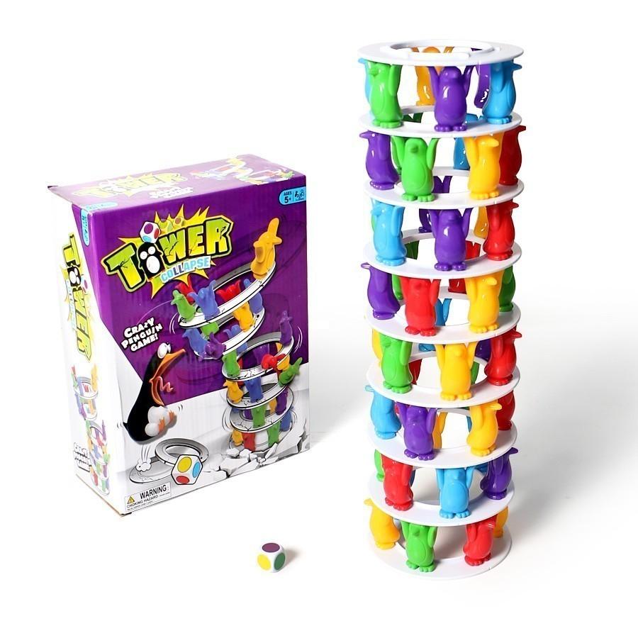 Игра настольная Игра Падающая Башня (Tower collapse) Дженга