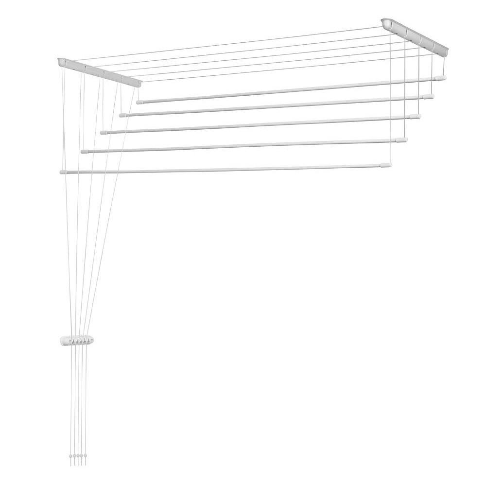 Сушилка для белья потолочная - Лиана, размер в ассортименте, 1,1 м