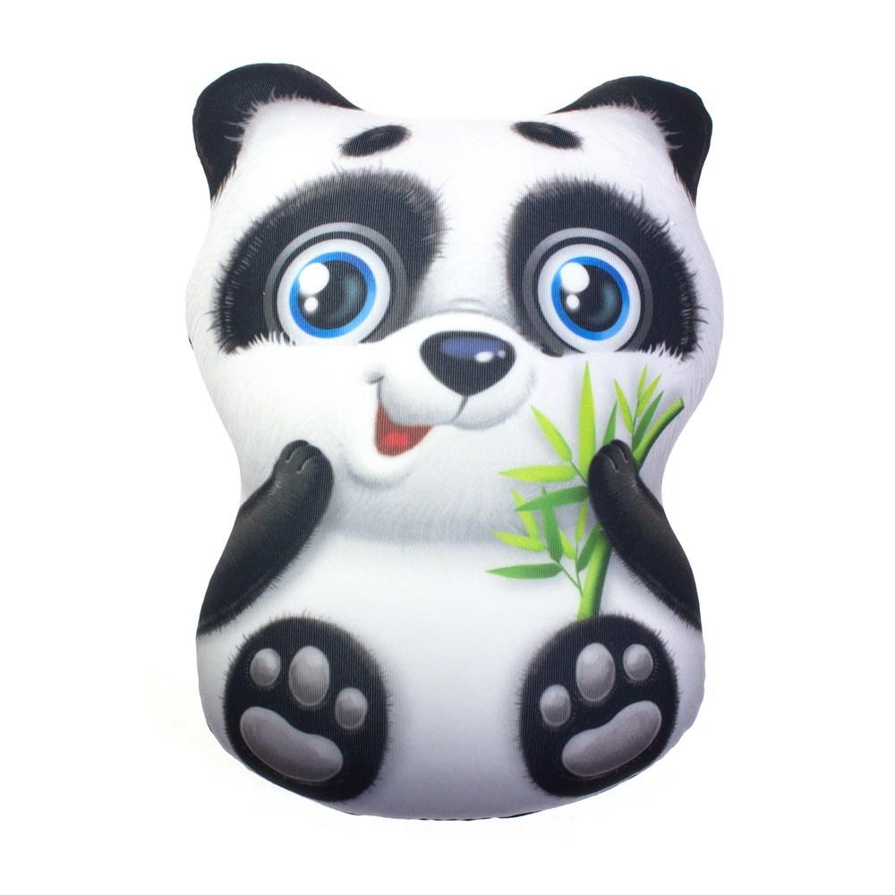 Мягкая игрушка-антистресс - ПандаИгрушки Антистресс<br>Если ваше чадо любит всевозможные новинки-антистрессы в детских игрушках, то обязательно познакомьте ребенка с мягкой игрушкой-антистресс «Панда». Милый зверек обеспечит море положительных эмоций, а в нужной ситуации поможет расслабиться и забыть о чем-то плохом!<br>