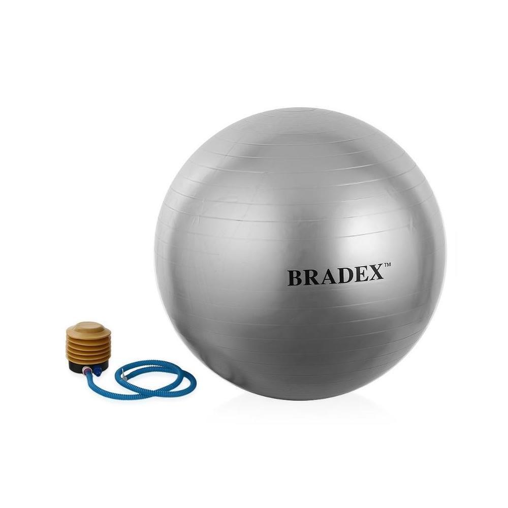 Мяч для фитнеса антивзрыв 65 см с насосом фото