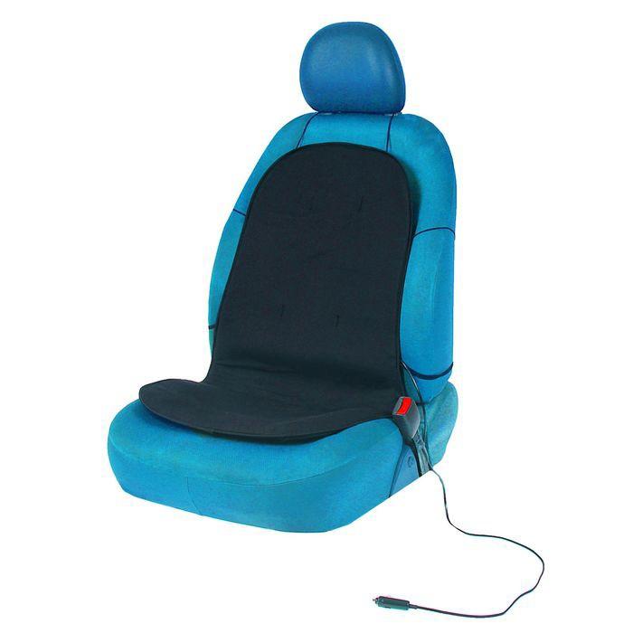 Подогрев сидений Torso со спинкойНакидки на сиденье<br>Как обеспечить себе в автомобиле максимум комфорта в холодное время года? Вам поможет подогрев сидений Torso со спинкой, который в интернет магазине Мелеон можно купить по смешной цене!<br>