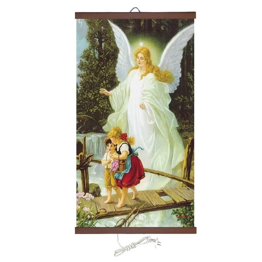 Обогрев настенный Домашний очаг - Ангел-хранитель, 500 Вт