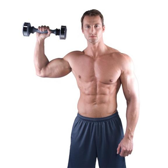 Тренажер виброгантеля Shake Weight для мужчин от MELEON
