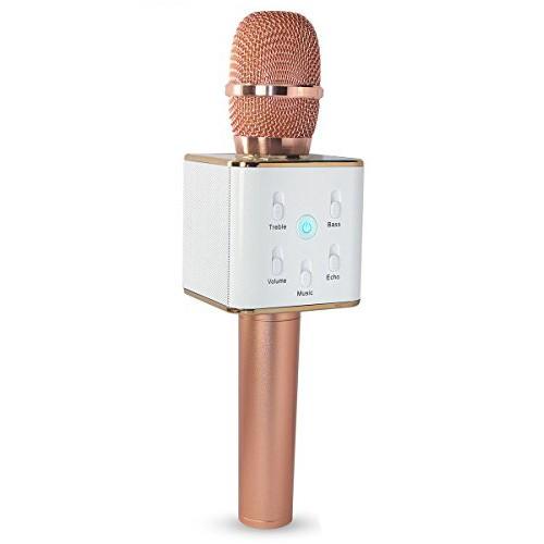 Беспроводной караоке микрофон Tuxun Q7