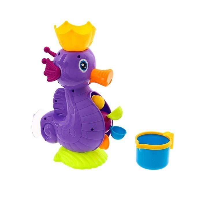 Купить Игрушки для купания - Мельница. Морской конёк, на присоске, Остальные игрушки
