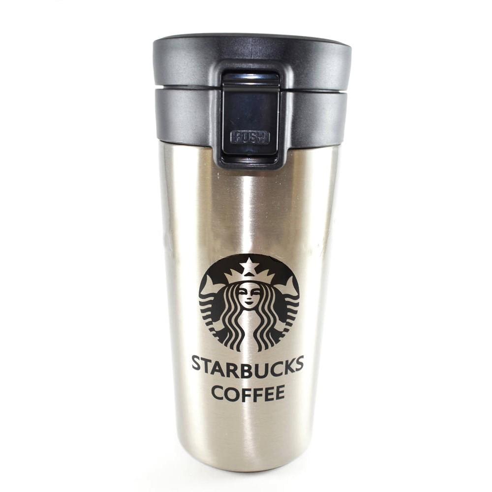 Термокружка Starbucks 300 млТермокружки<br>Культовый бренд теперь будет согревать вас в любых условиях, благодаря модной, практичной и надежной термокружке Starbucks 300 мл!<br>