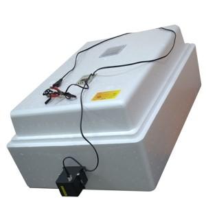 Инкубатор - Несушка, 77 яиц, авто, 220Вт, цифровой термометр