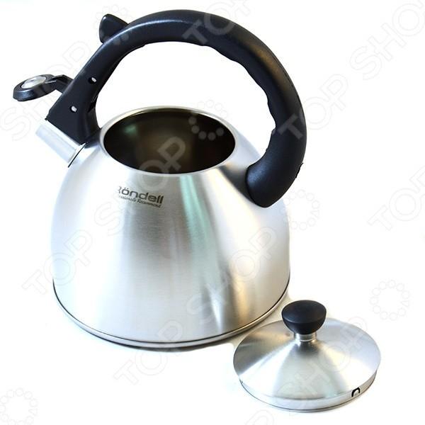 Чайник 2,2 л Perfect Rondell RDS-494Чайники металлические<br>Этот чайник прекрасно впишется в любой кухонный интерьер, а главное - будет радовать вас много лет горячими напитками!<br>