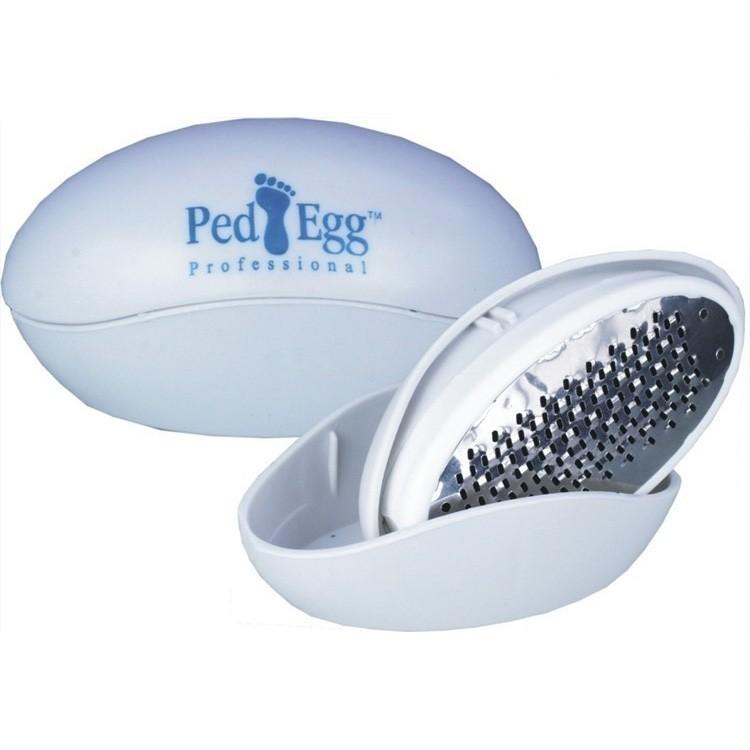 Набор для педикюра Ped Egg (Пед Эгг)Отшелушиватели пяток<br>Если раньше вы никогда не могли обеспечивать своим ножкам качественный уход, то теперь превратитесь в настоящего профессионала! Набор для педикюра Ped Egg позволит вам носить открытую обувь летом и чувствовать себя на высоте!<br>