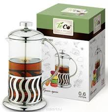 Стакан стеклянный TECO в подстаканнике 200 мл, волнаЧайные сервизы и кружки<br>Стакан с подстаканником Teco «Клетка» TC-G020 изготовлена из высококачественного стекла. Посуда из этого материала позволяет максимально сохранить полезные свойства и вкусовые качества воды. Заварите крепкий, ароматный чай или кофе в представленной модели, и вы получите заряд бодрости, позитива и энергии на весь день.<br>
