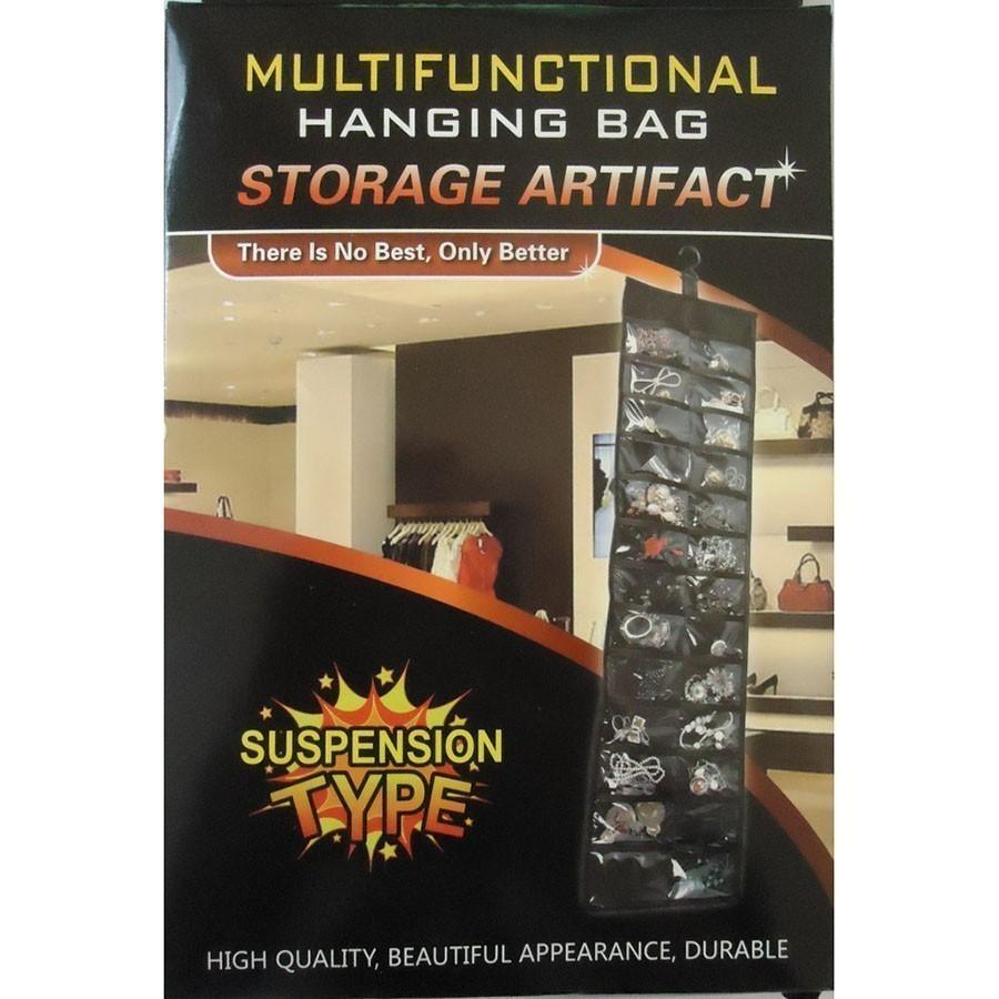 Двусторонний подвесной органайзер Storage Artifact