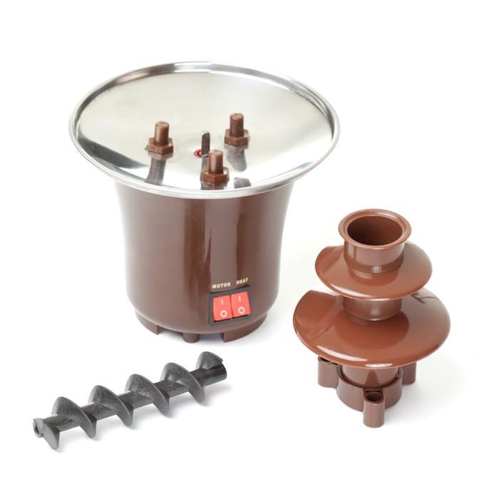 Как сделать шоколадный фонтан 70