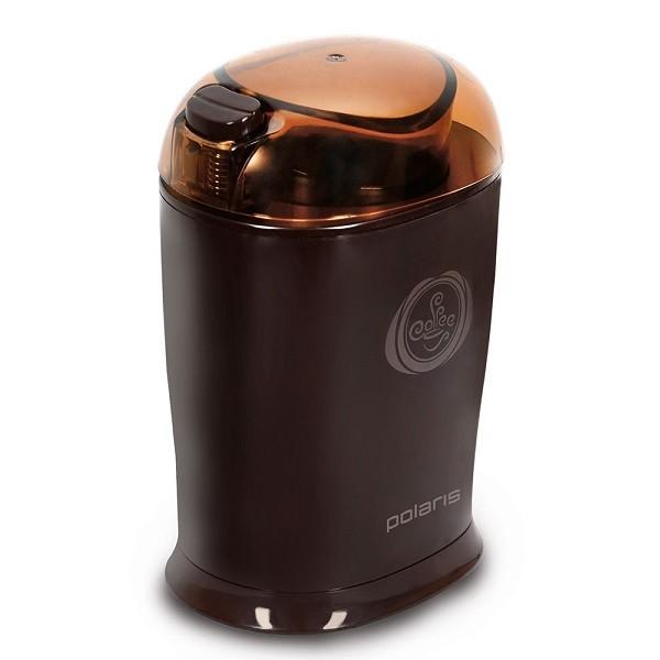Кофемолка Polaris PCG 1017коричневая