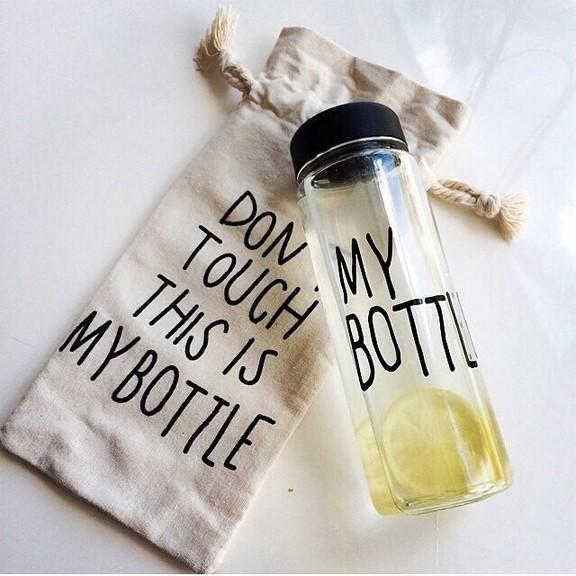Популярная бутылка My BottleПрочее для хранения продуктов<br>Если Вы ходите в спортзал или увлекаетесь утренними пробежками, то Вы просто обязаны приобрести яркую и стильную бутылку My Bottle. Устройство подходит не только для любых напитков, но и для фруктов или ягод. А главное – Вы можете использовать бутылку постоянно, а ее привлекательный внешний вид никогда не исчезнет!<br>