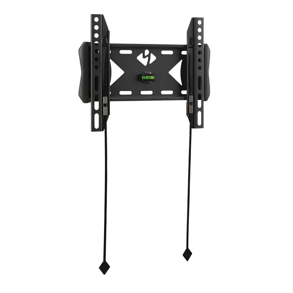 Кронштейн  Kromax 5-FLAT FLAT-5 blackКронштейны для техники<br>Фиксированный кронштейн для LED телевизоров и плазменных панелей с расстоянием от стены - 13 мм. Встроенный водяной уровень.<br>