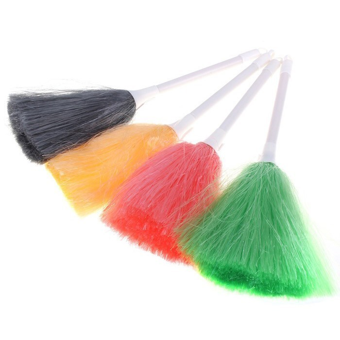 Щеточка для удаления пылиМетелки от пыли<br>Если вы постоянно протираете пыль в доме обычной тряпкой, то процедура кажется скучной и рутинной. Как разнообразить ее и сделать более эффективной? Ответ прост! Вам понадобится яркая щеточка для удаления пыли!<br>