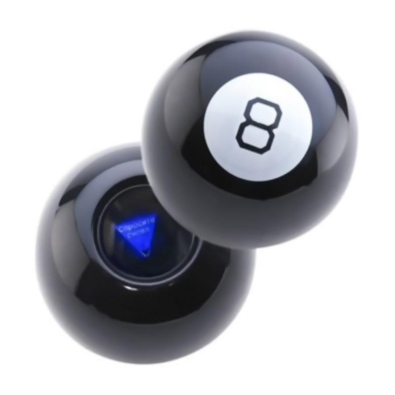 Шар 8 магический принятия решений (шар ответов)Остальные игрушки<br>Не можете найти ответ на простой вопрос? Мнения родственников и друзей часто разделяются? Иногда нужно просто довериться фортуне. Точный ответ на интересующий вас вопрос вам предоставит магический шар 8 для принятия (шар ответов).