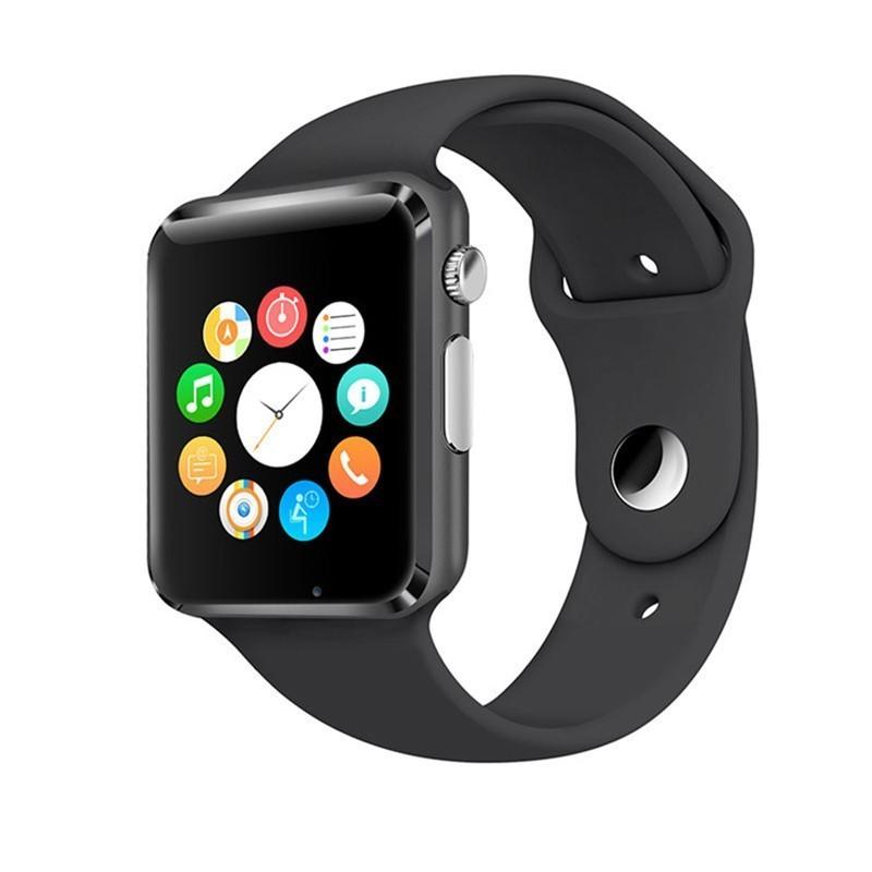 Умные часы Smart Watch W8, черныеУмные Smart часы<br>Думаете, что часы могут только время показывать? Вы просто не знакомы с революционной моделью умных часов Smart Watch W8. Это – стильный аксессуар, который поразит разнообразием функций самого привередливого ценителя инновационных технологий!<br>
