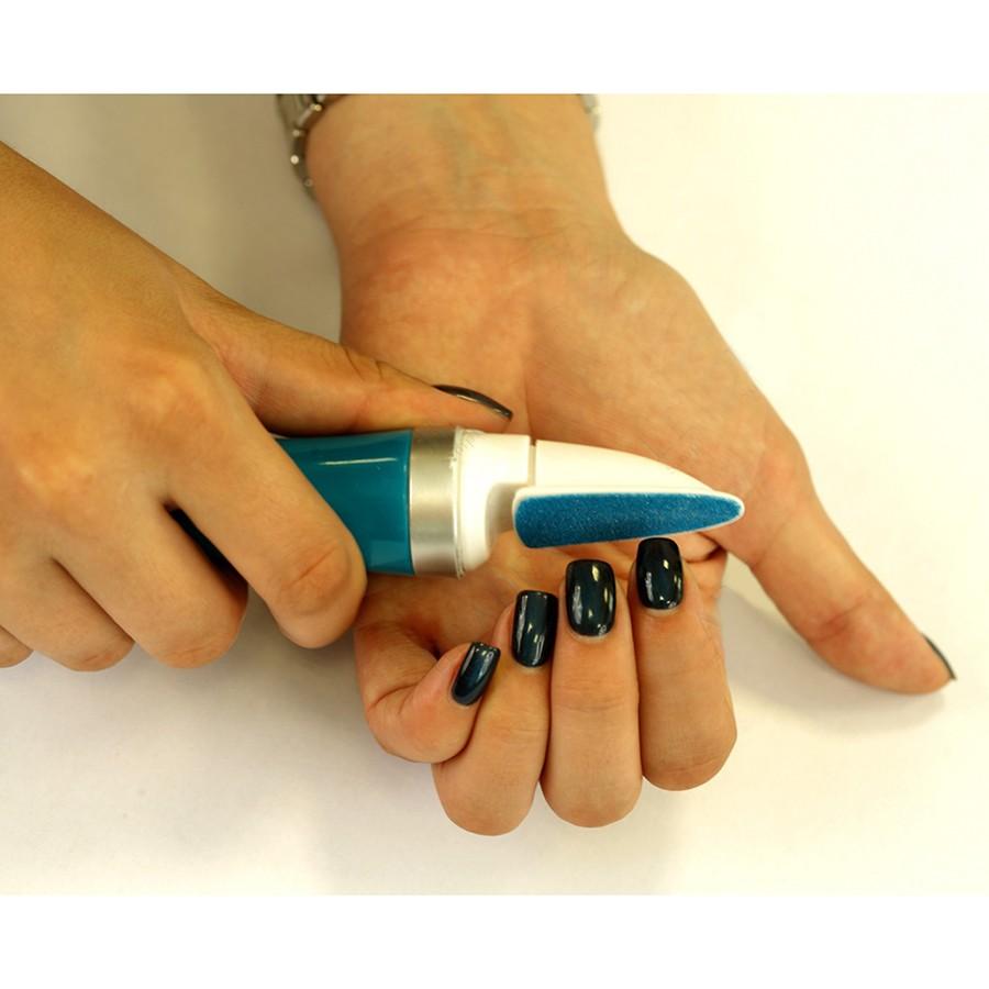 Электрическая пилка для ногтей BradexМаникюрно-педикюрные наборы<br>Если вы устали тратить заоблачные деньги на маникюр и педикюр в салоне красоты, то вы можете обеспечить себе все необходимые процедуры в домашних условиях. Настоящей палочкой-выручалочкой для вас станет электрическая пилка для ногтей Bradex. Цена на помощницу для каждой девушки приятно удивит вас в интернет магазине Мелеон!<br>