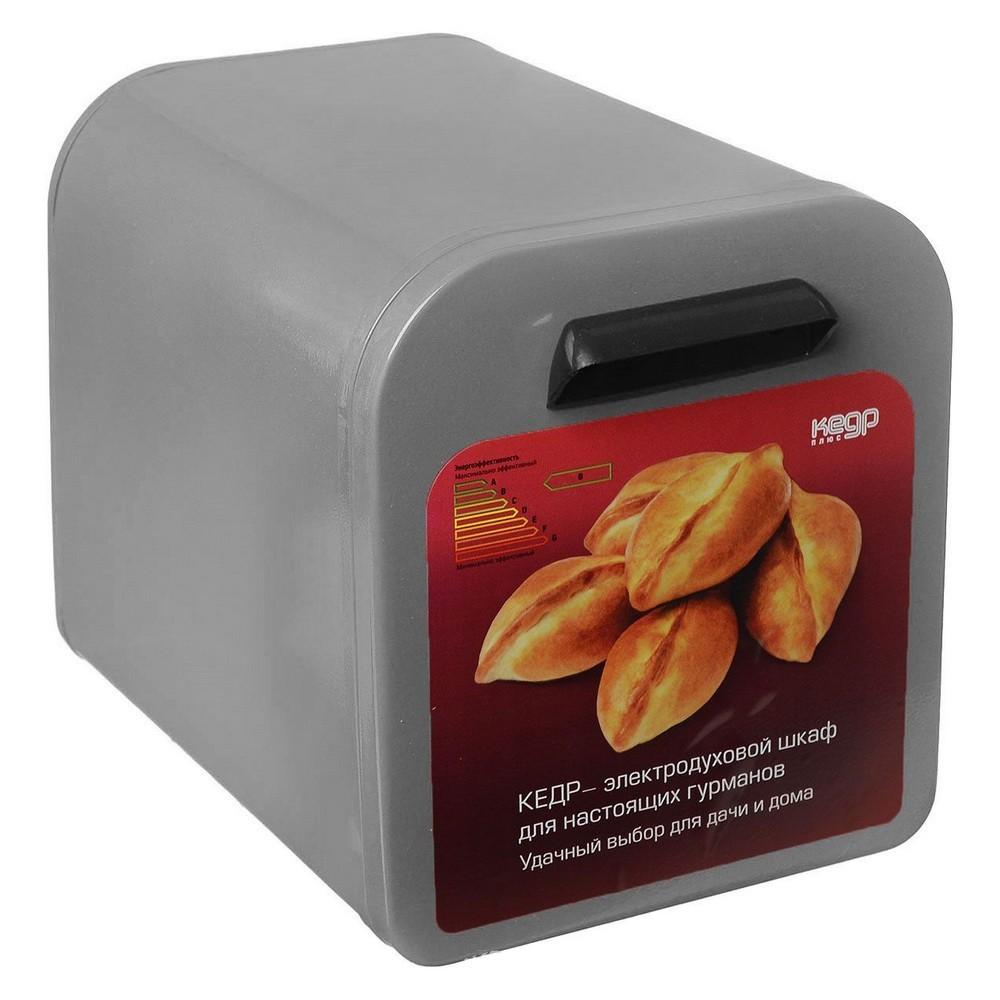 Электродуховка - Русская печь, серый