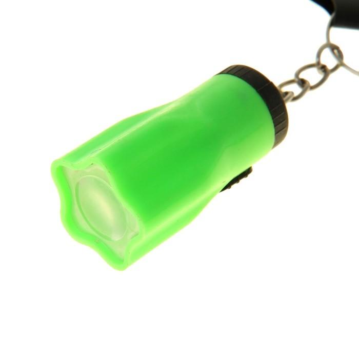 Брелок фонарик - Маленький тюльпанчик, цвет микс