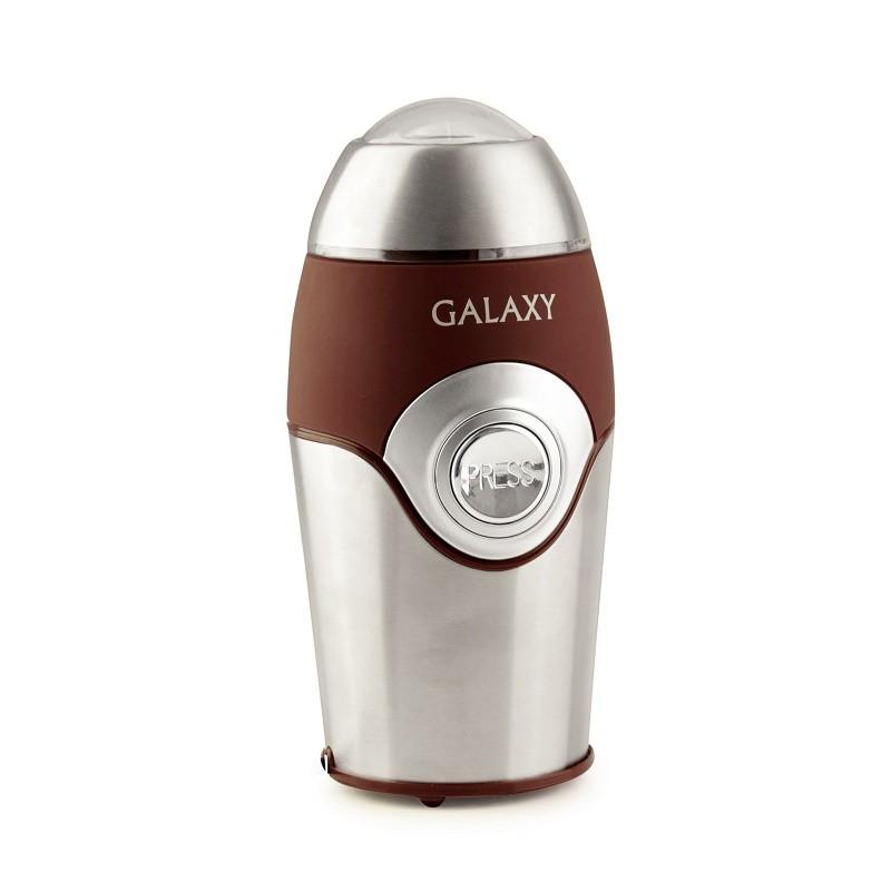 Кофемолка Galaxy GL 0902 250 Вт контейнер из нержавеющей стали вместимостью 70г