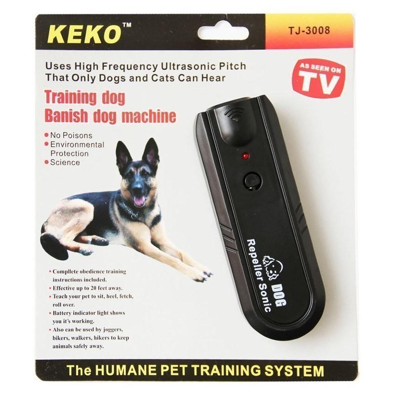 Ультразвуковой отпугиватель от собак Keko от MELEON