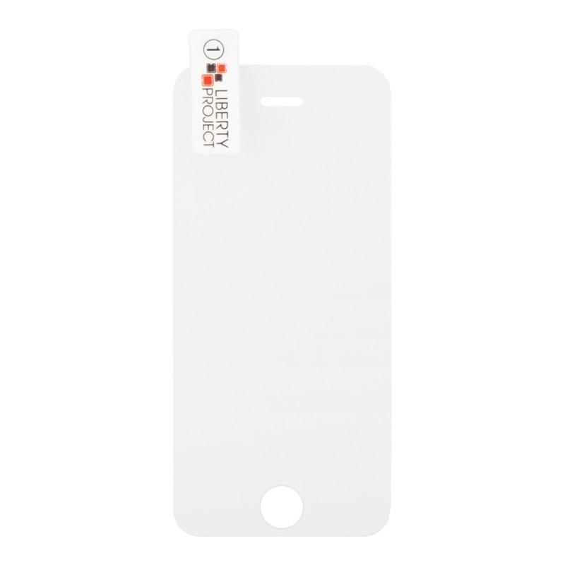 Защитное стекло «LP» для iPhone 5/5s/5C/SE Tempered Glass 2,5D 0,20 мм 9H (ударопрочное)