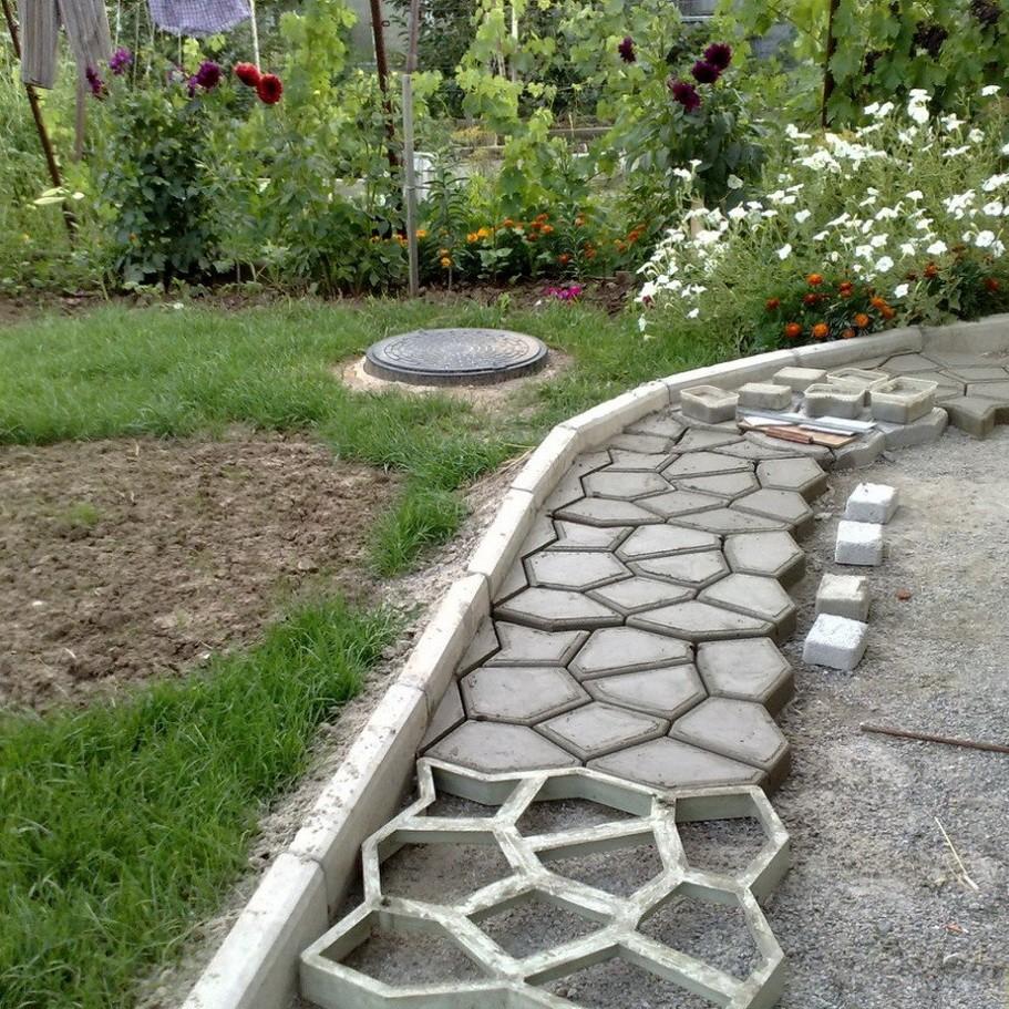 смесь для садовых дорожек