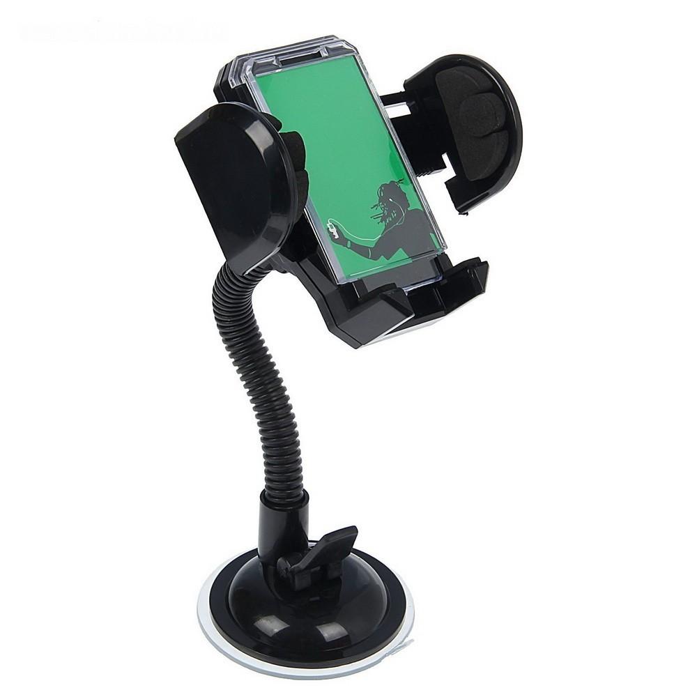 Держатель телефона на гибкой штанге, 42-113 мм  - купить со скидкой