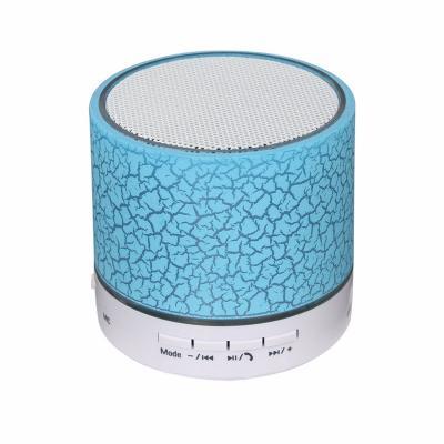 Bluetooth колонка с цветомузыкой, синяяBluetooth колонки и MP3 проигрыватели<br>Надоели скучные колонки? вам нужно посмотреть по смешной цене роскошную Bluetooth колонку с цветомузыкой. Аксессуар станет изюминкой любого помещения, обеспечит вам качественное звучание и хорошее настроение!<br>