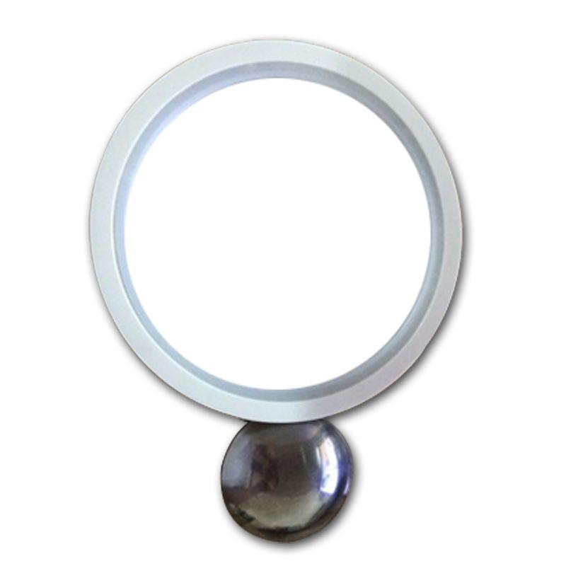 Зеркало с увеличением и подсветкой Swivel BriteЗеркала<br>Если в домашних условиях вам совершенно неудобно наносить макияж из-за слабого освещения или проблем со зрением, вам поможет революционное зеркало с увеличением и подсветкой Swivel Brite. Этот помощник станет незаменимым как для женщин, так и для мужчин. А главное – его можно использовать не только дома, но и собрать как конструктор, чтобы отправить в миниатюрную сумочку!<br>