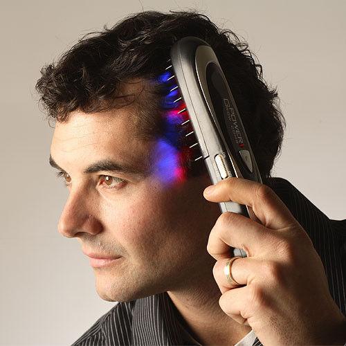 Лазерная расческа Power Grow Comb от выпадения волос от MELEON