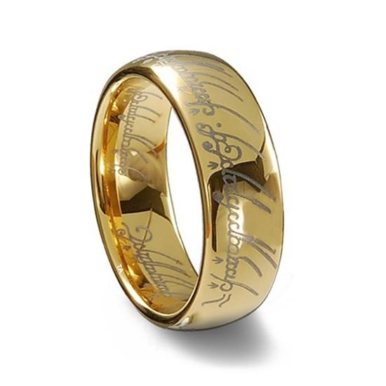Кольцо Всевластия, 10, Золото фото