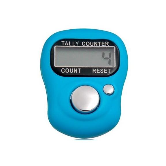 Электронный счетчик нажатий на кнопку