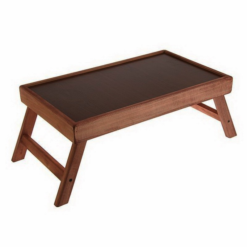Столик для завтрака - Добропаровъ, тёмная столешница