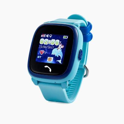 Умные детские часы Smart Baby Watch DF25G (GW400S), голубой