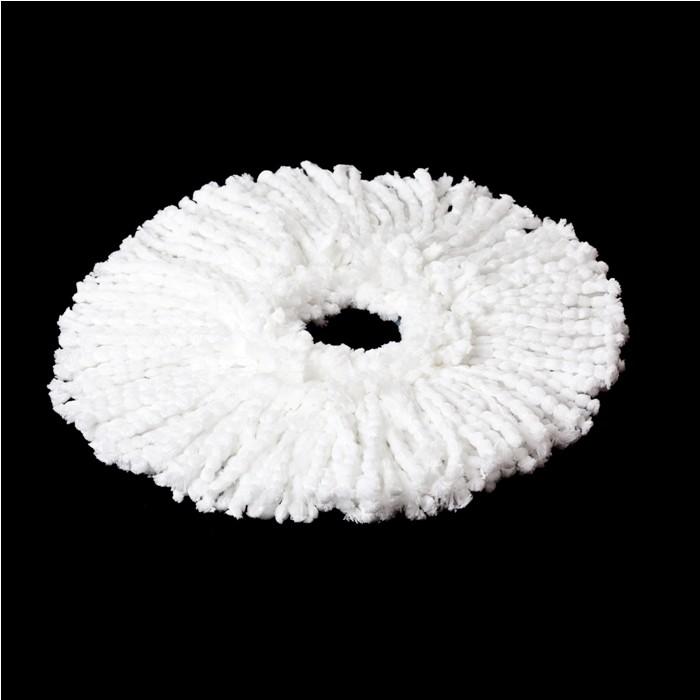 Сменная насадка для швабры с отжимом Spin and Go из микрофибры